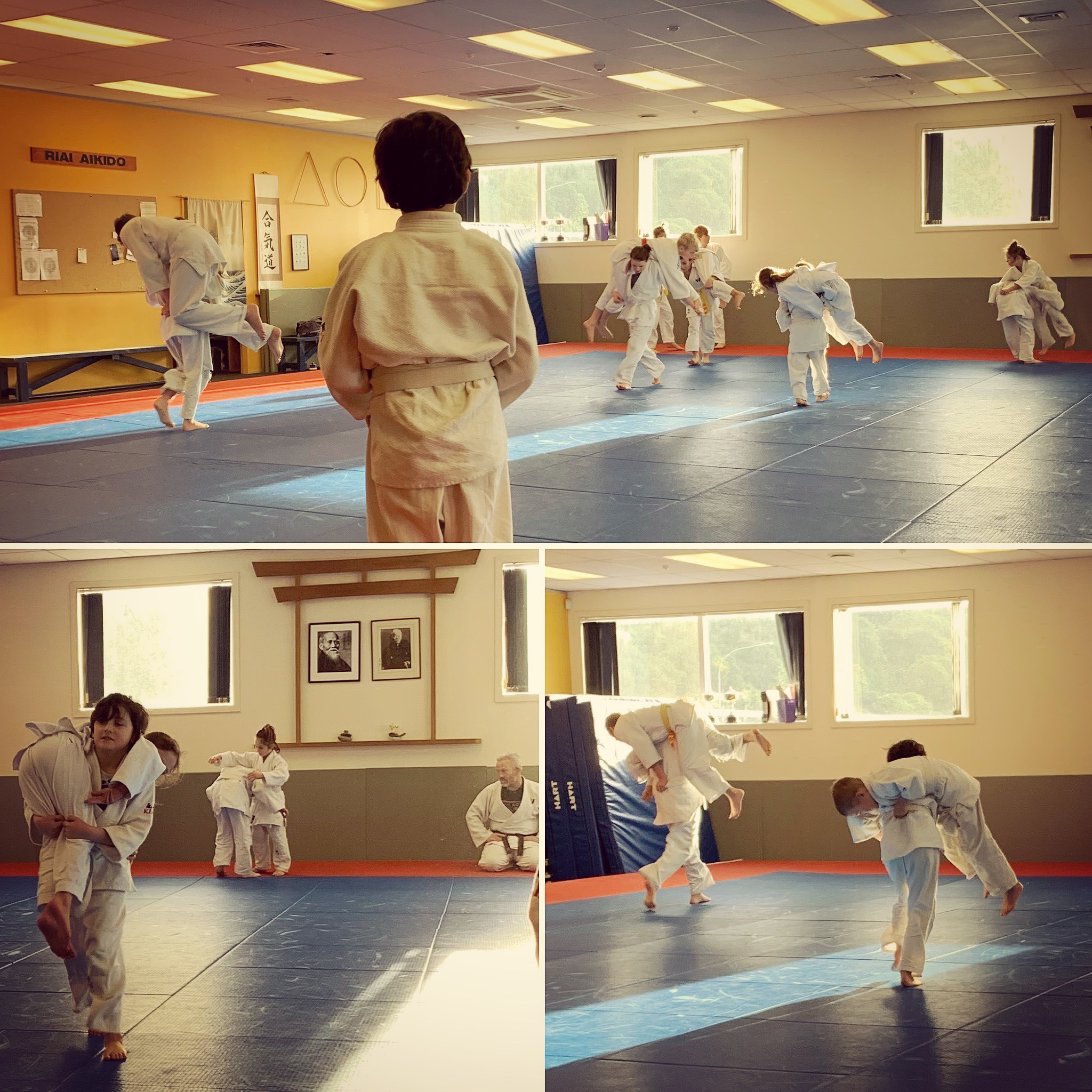 January Holiday Judo.