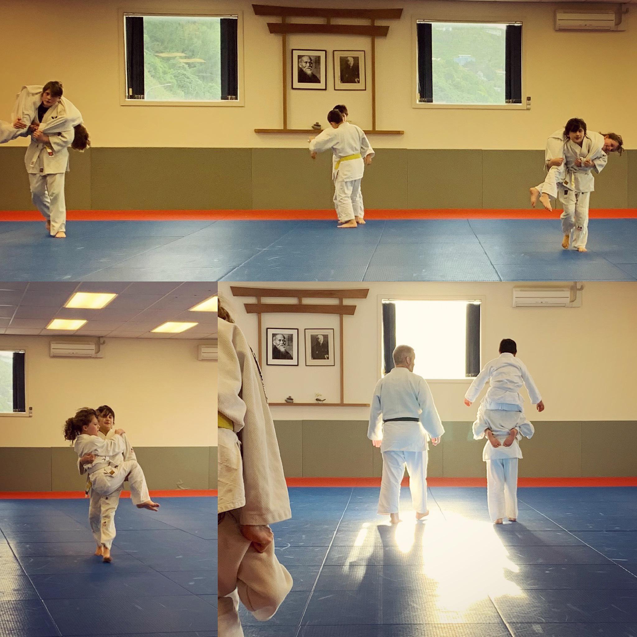 Holiday Judo – 8-12 July.