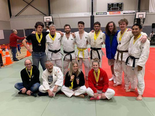 Results: Wellington Open Judo Champs – 17-18 April.